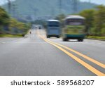 highway landscape | Shutterstock . vector #589568207