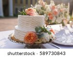 Wedding Decoration Table In Th...