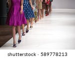 Small photo of Fashion Show, Catwalk runway event