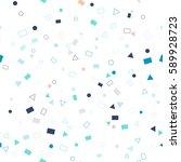 seamless bright pattern of... | Shutterstock .eps vector #589928723