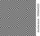 vector seamless pattern.... | Shutterstock .eps vector #590064323