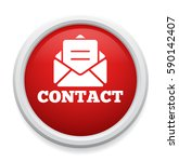 contact icon | Shutterstock .eps vector #590142407