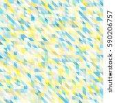 geometric seamless pattern.... | Shutterstock .eps vector #590206757