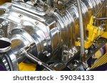supercharger | Shutterstock . vector #59034133