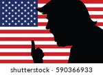 01 mar  2017  picture of donald ... | Shutterstock .eps vector #590366933