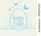 cover design greeting cards for ... | Shutterstock .eps vector #590374253