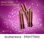 glamorous set of tubes with lip ...