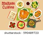Maltese Cuisine Healthy Food...