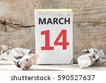 14 march   14 march in the... | Shutterstock . vector #590527637