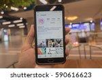 chiang mai  thailand   feb 18...   Shutterstock . vector #590616623