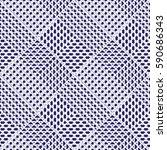 vector seamless pattern ... | Shutterstock .eps vector #590686343