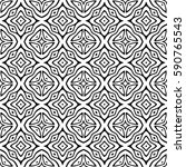 engraving pattern. the... | Shutterstock .eps vector #590765543