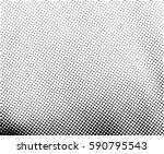 black and white halftone... | Shutterstock .eps vector #590795543