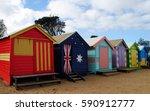 melbourne  australia  may 24 ... | Shutterstock . vector #590912777
