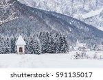 church votive german tradition. ...   Shutterstock . vector #591135017