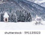 church votive german tradition. ...   Shutterstock . vector #591135023