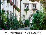 Hidden Garden. Regensburg ...