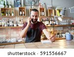 small business  communication ... | Shutterstock . vector #591556667