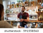 small business  people and... | Shutterstock . vector #591558563