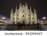Milan Cathedral  Piazza Del...