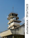 Old Airport's Control Tower....