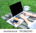 work space relaxing chill out... | Shutterstock . vector #591682343