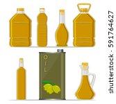 vector illustration logo for... | Shutterstock .eps vector #591764627