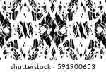 grunge black and white urban... | Shutterstock .eps vector #591900653