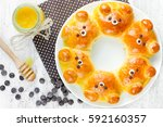Bear Bread Buns   Funny Baking...