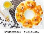 Bear Bread Buns   Funny Baking...
