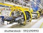 grugliasco  italy   june 30 ... | Shutterstock . vector #592190993