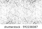 grunge black and white urban... | Shutterstock .eps vector #592238387