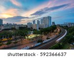 Singapore Mass Rapid Train  Mr...