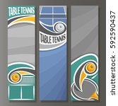 Vector Set Vertical Banners Fo...