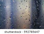 Raindrops On Crystal 2