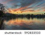 View Of Westlake Village Lake...