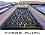 Small photo of NEW YORK, NY -2 MAR 2017- The historic Madison Belmont building, opened in 1925, has been designated a NYC landmark.