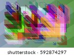 navigation vector art   Shutterstock .eps vector #592874297
