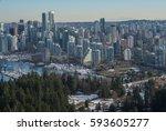 Small photo of Vancouver Cityscape