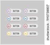 user group icon.  | Shutterstock .eps vector #593738807