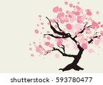 A Beautiful Cherry Tree...
