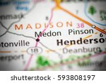 Small photo of Medon. Tennessee. USA