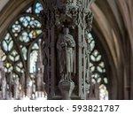 england  bristol   march 05 ... | Shutterstock . vector #593821787