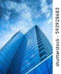business estate | Shutterstock . vector #593928683