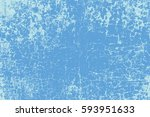 distress blue background.... | Shutterstock .eps vector #593951633