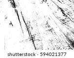 grunge old wood black cover... | Shutterstock .eps vector #594021377