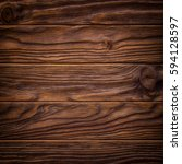Old Wood Texture In Warm  Brow...