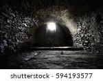old cellar | Shutterstock . vector #594193577