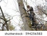 Bow Hunter Tree Stand Ladder...
