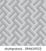 square geometric pattern grey... | Shutterstock .eps vector #594619523